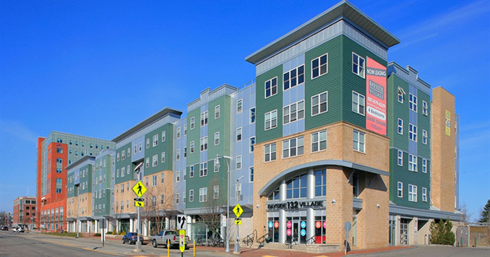 CBRE Multifamily Group sells Bayside Village for $20,800,000