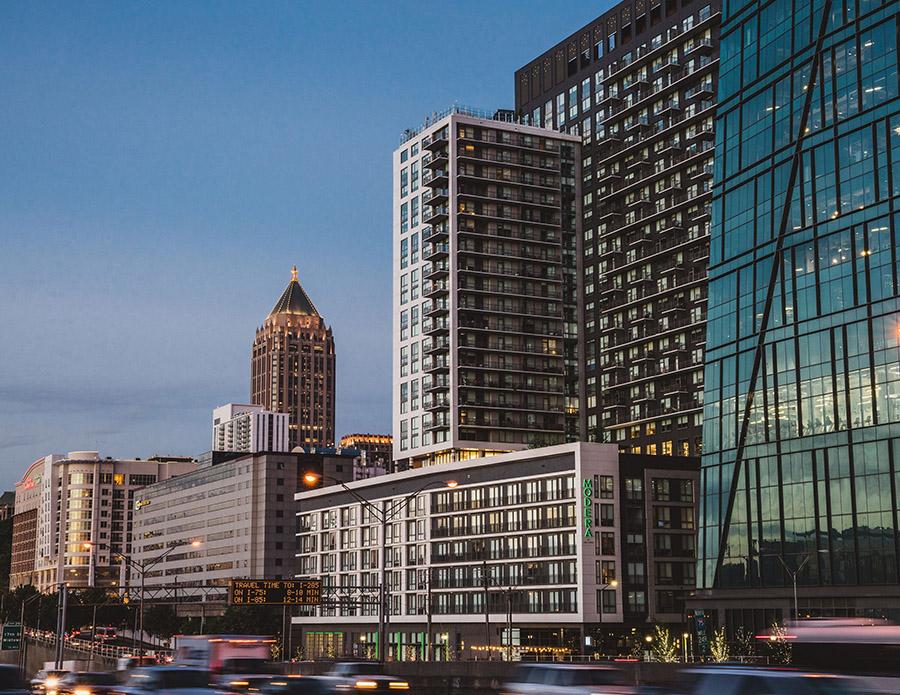Modera Midtown in Atlanta