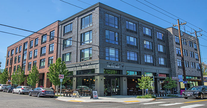 The George Besaw Apartment mixed-use building in Portland, Ore. sells for $23.625 million