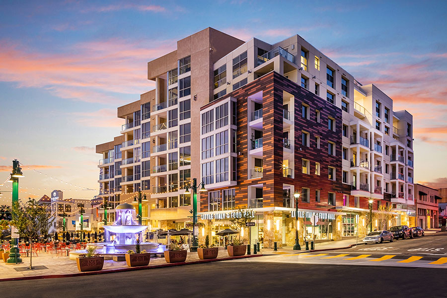 Vici Apartments in San Diego