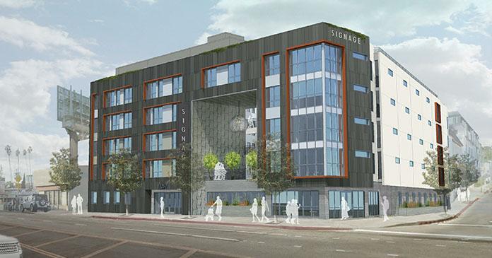 BLT Enterprises sells fully entitled apartment site in West Los Angeles for $13.75 million