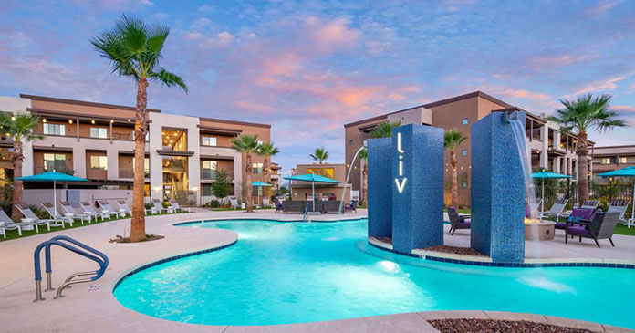 $75.5 million Greater Phoenix apartment complex sold by International Property Advisors