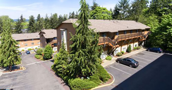 Institutional Property Advisors brokers suburban Seattle multifamily sale