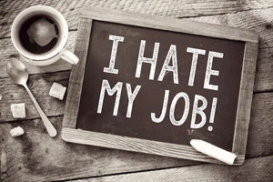 Recruiting? Look for Employees Who #HateTheirJob
