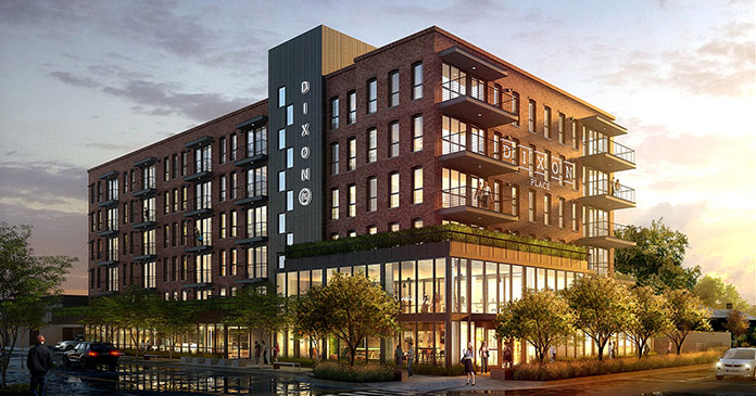MVE + Partners breaks ground on 59-unit mixed-use apartment community in Salt Lake City