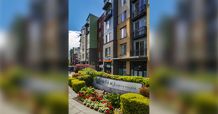 RISE Properties Trust acquires Salix Juanita Village Apartments in Kirkland, Washington