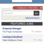 Coming Soon - Updated Apartment Employer Landing Page