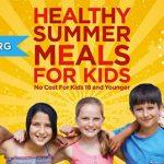 Offer Free Summer Meals, End Hunger