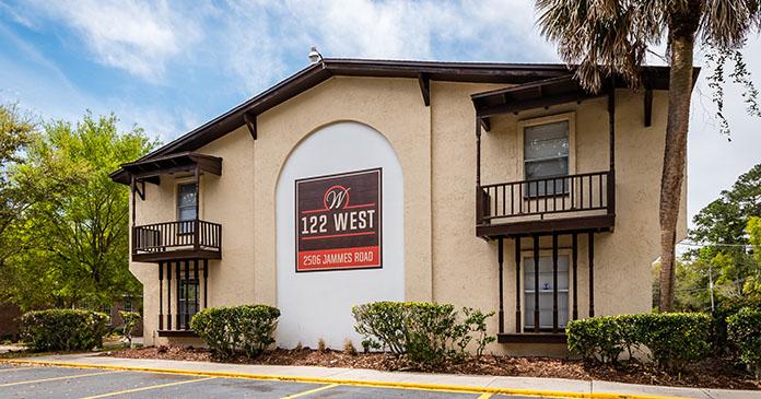 Newmark Knight Frank Multifamily closes final sale of $14,160,000 Jacksonville portfolio