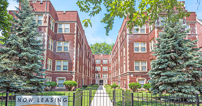 Interra Realty brokers largest multifamily sale in a decade in Chicago's Kenwood neighborhood