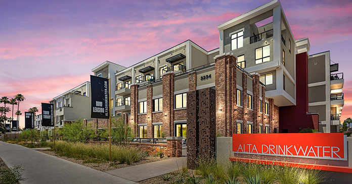 Alta Drinkwater sells for $96.15 million