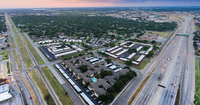 Marcus & Millichap brokers sale and financing for DFW multifamily property