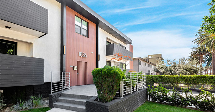 Stepp Commercial completes $10.7 million sale of Gramercy Hollywood a 28-unit apartment property in Los Angeles