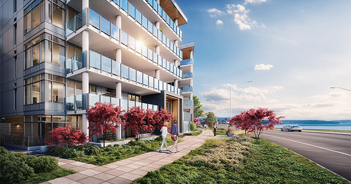 JLL raises capital for Seattle luxury waterfront residential project