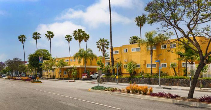 $58.5 million rare Santa Monica multifamily asset sold by IPA