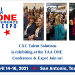 Join Apartment Careers in San Antonio this April  for the TAA ONE Conference & Expo!
